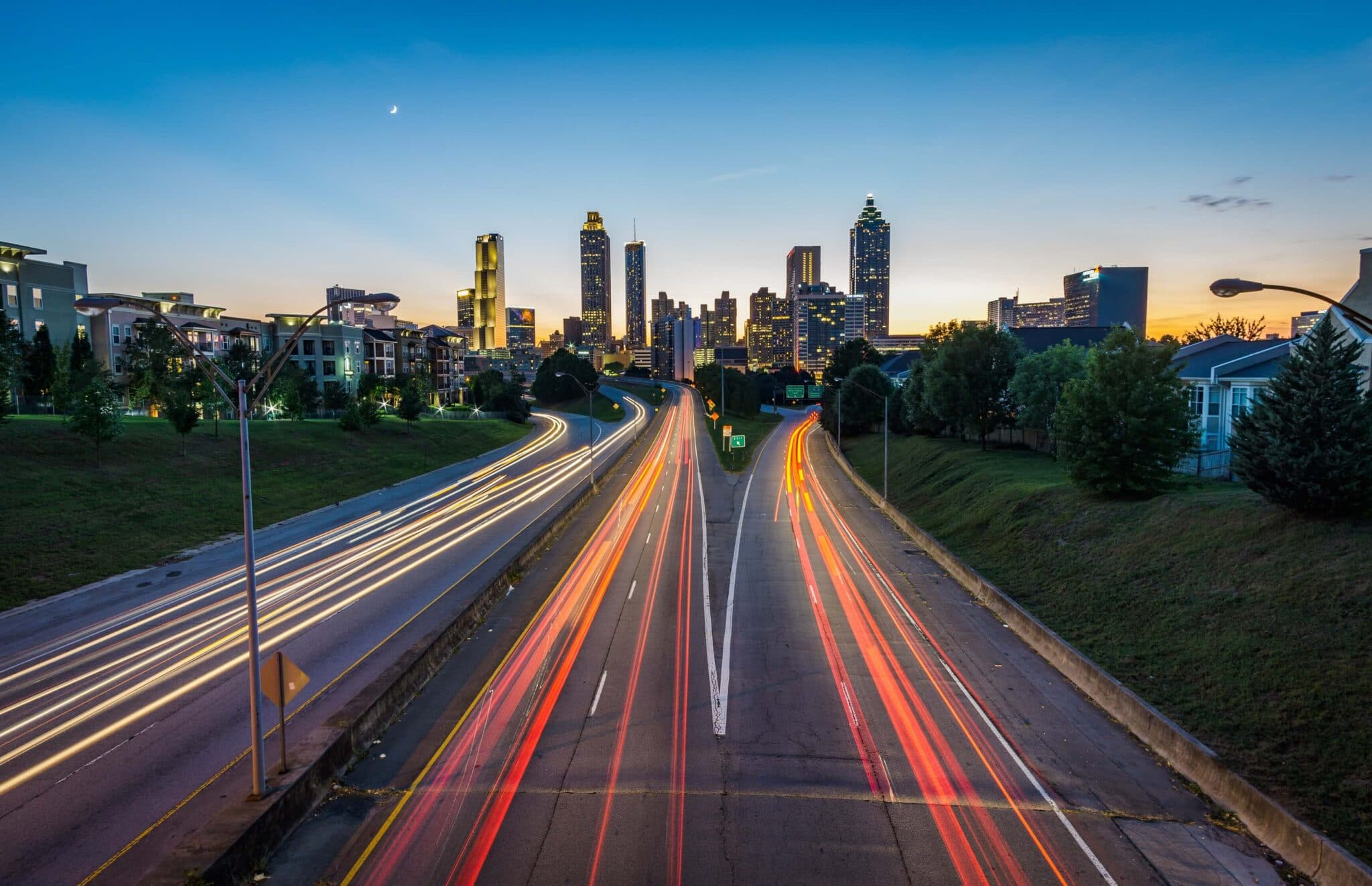 Long-Distance Movers Atlanta