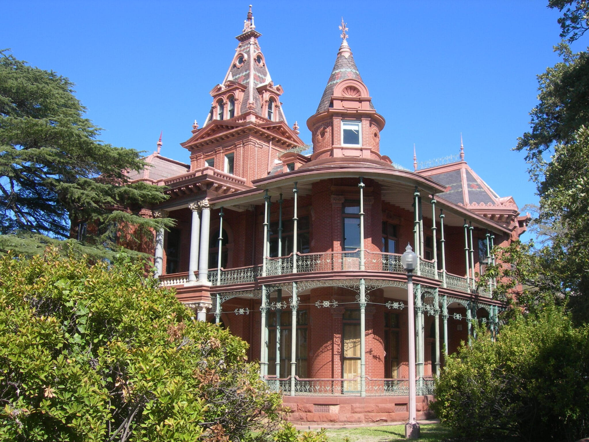The Littlefield House